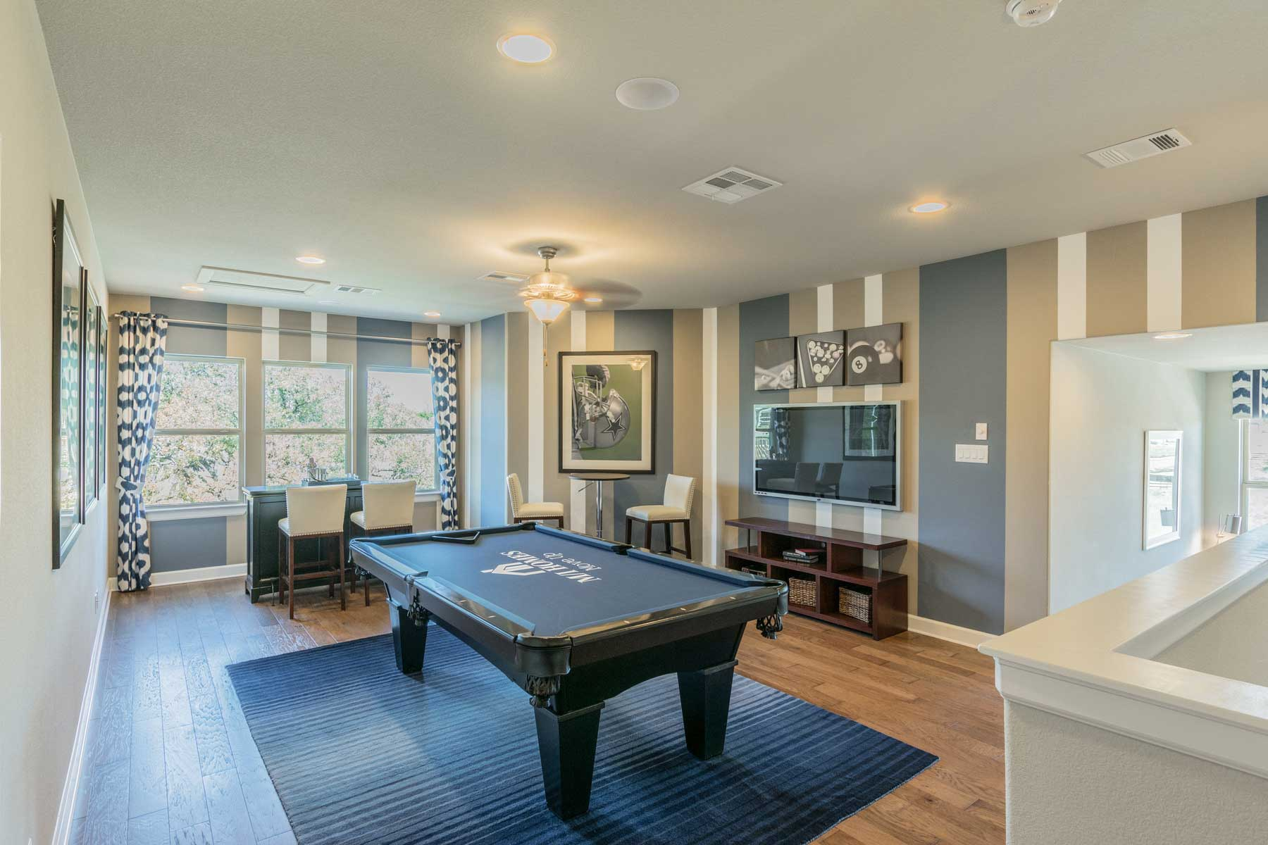 Palmera Ridge Game Room