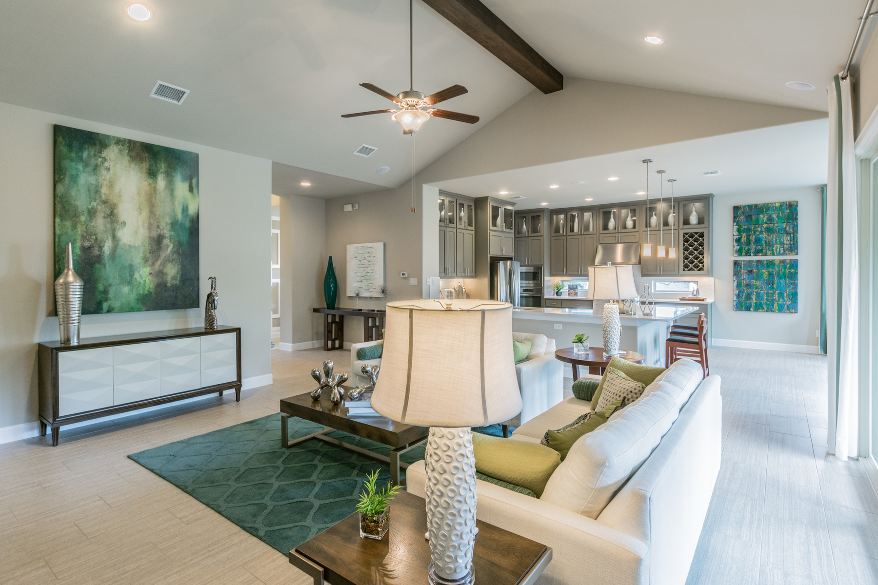 Terra Colinas Family Room