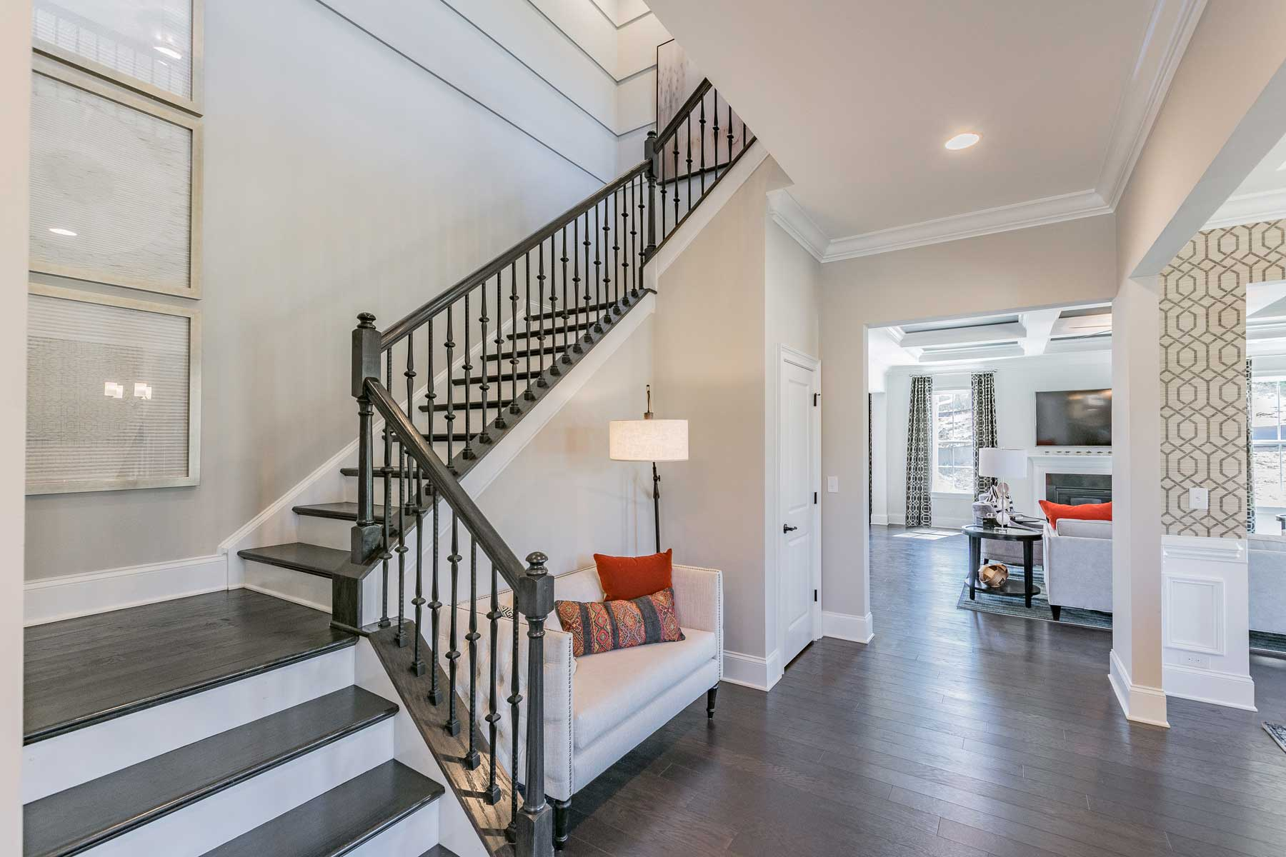 Foyer Luxury Zoo : Blume the magnolias homes for sale in harrisburg nc