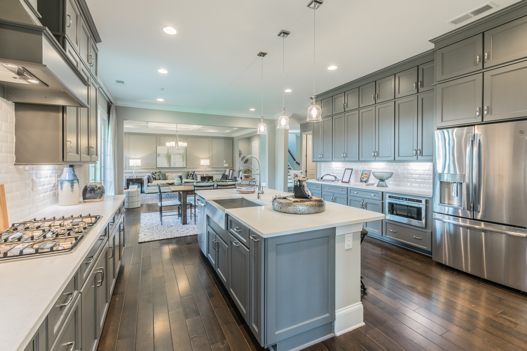 Harlow\'s Crossing - Homes for Sale in Weddington, NC - M/I Homes
