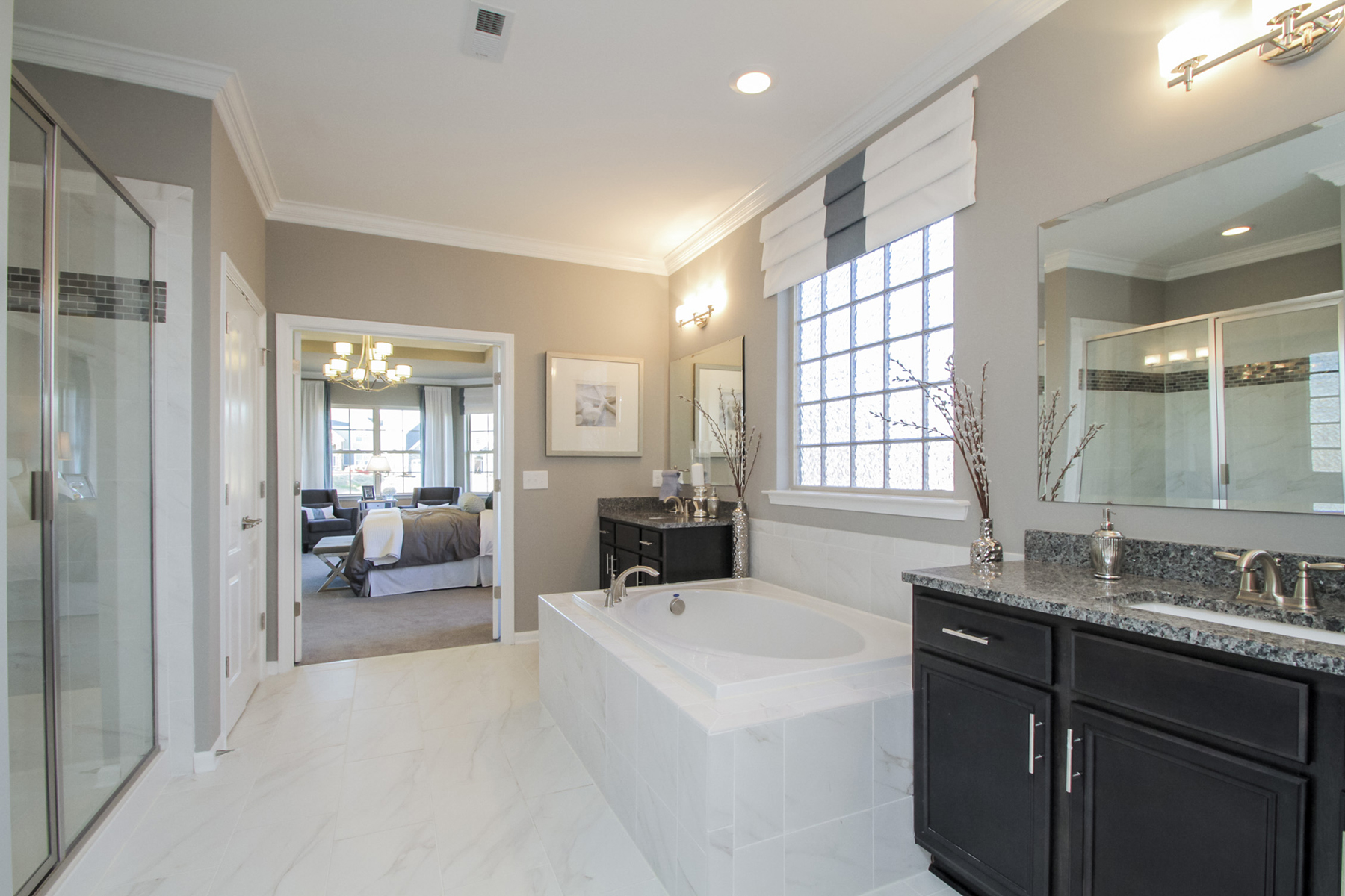 For Representational Purposes – Blythe Master Bathroom