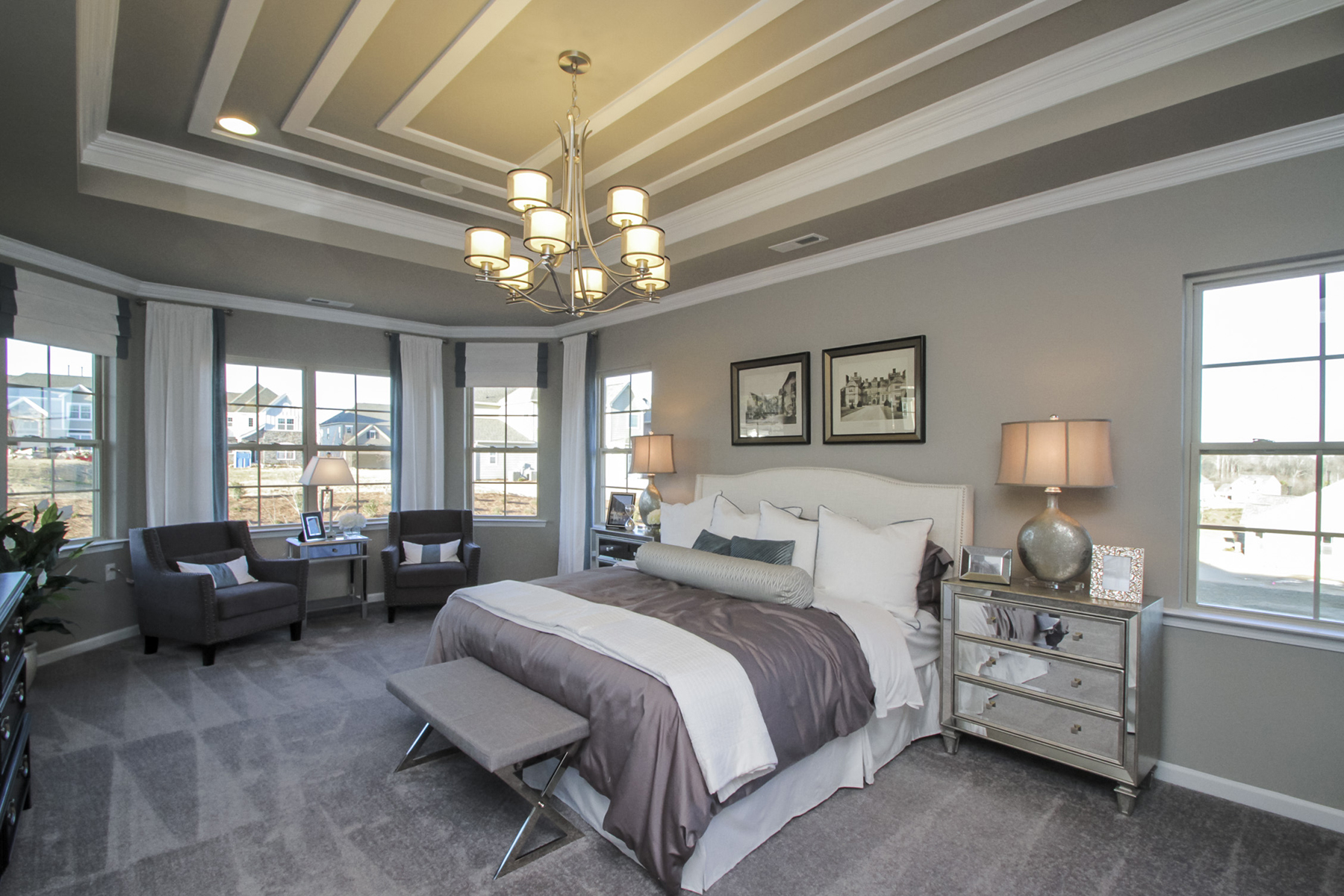 For Representational Purposes – Blythe Master Bedroom