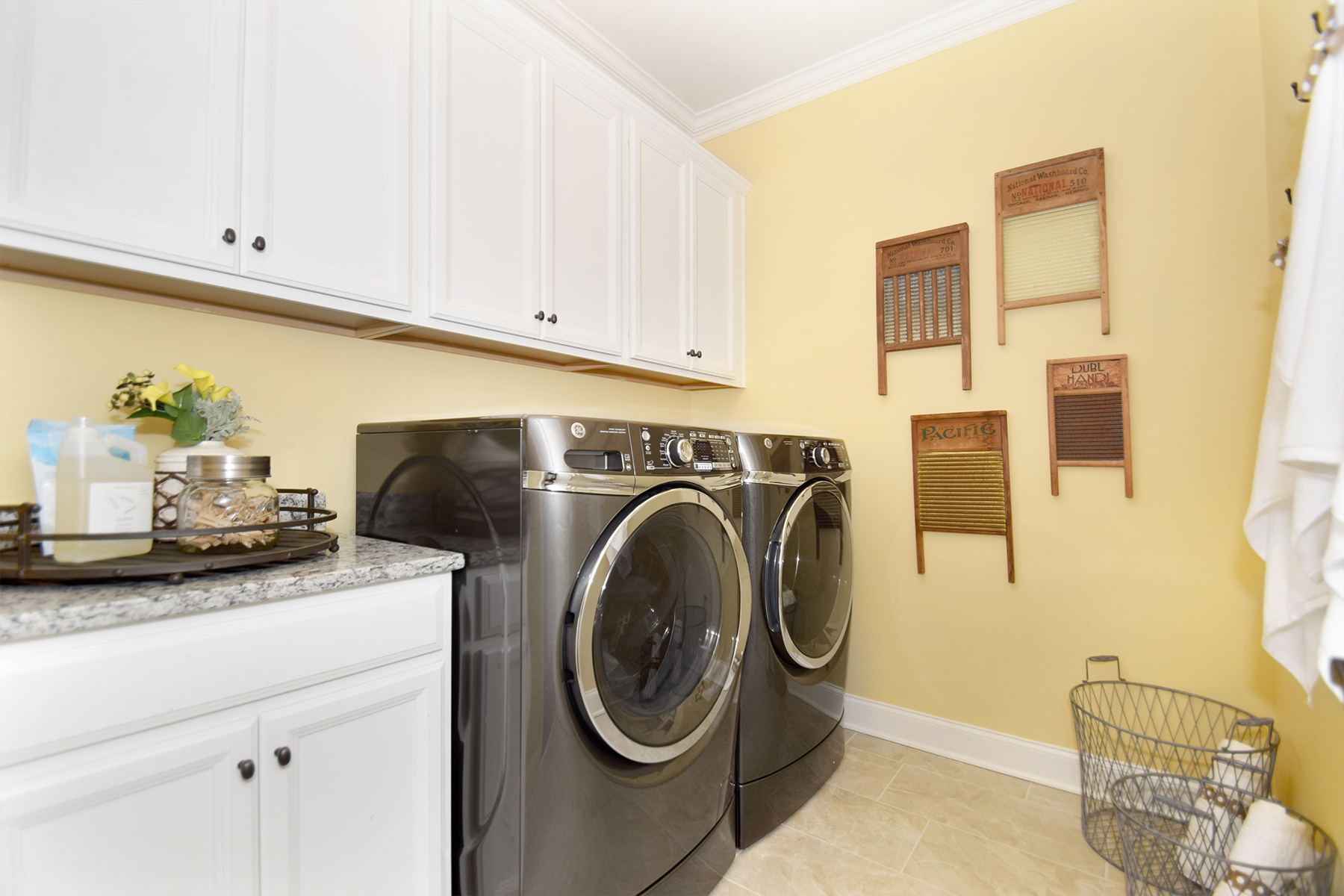 For Representational Purposes – Torrance Laundry Room