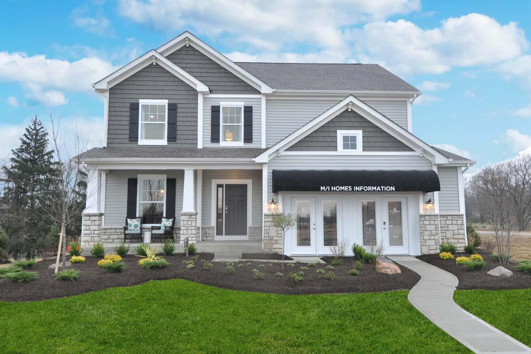 Minerva park homes for sale in columbus oh m i homes for Home builders central ohio