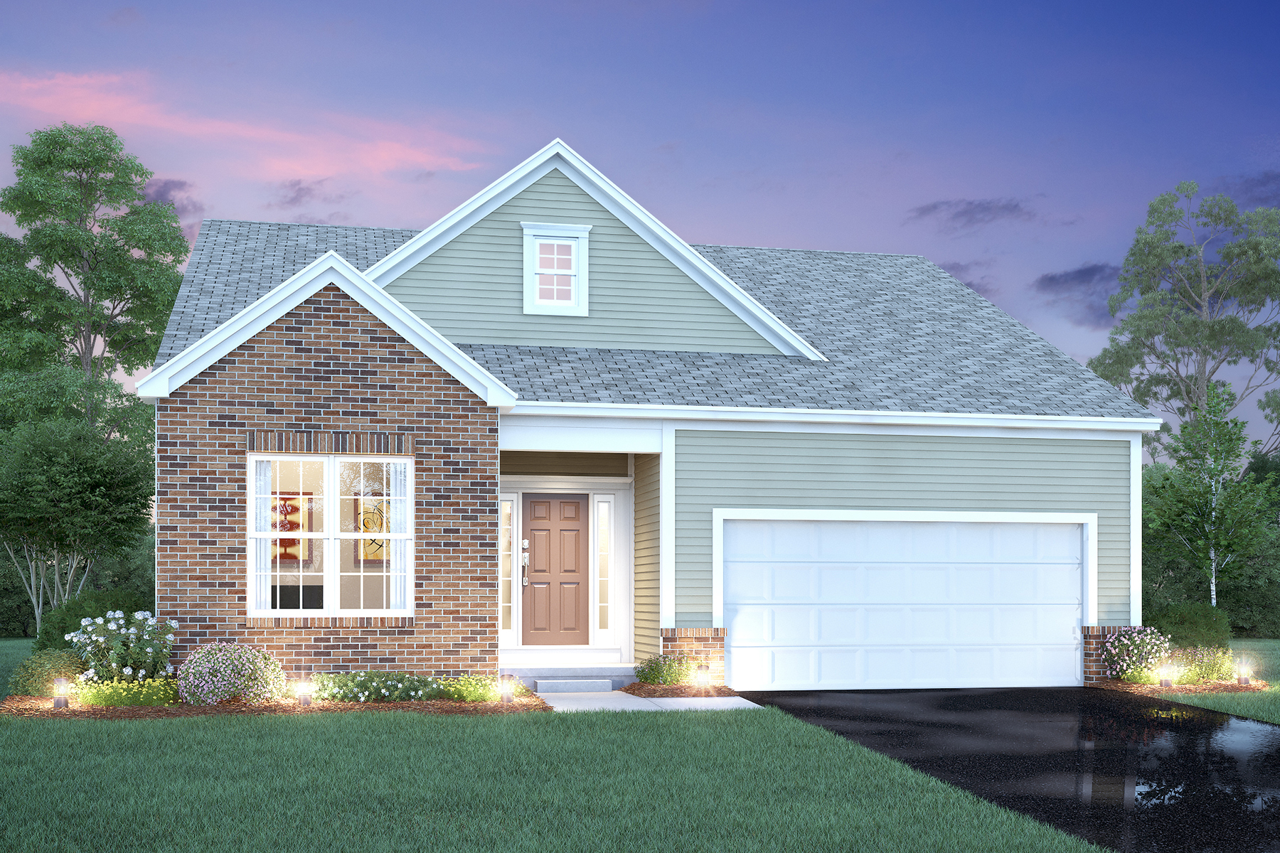 New Homes In Columbus