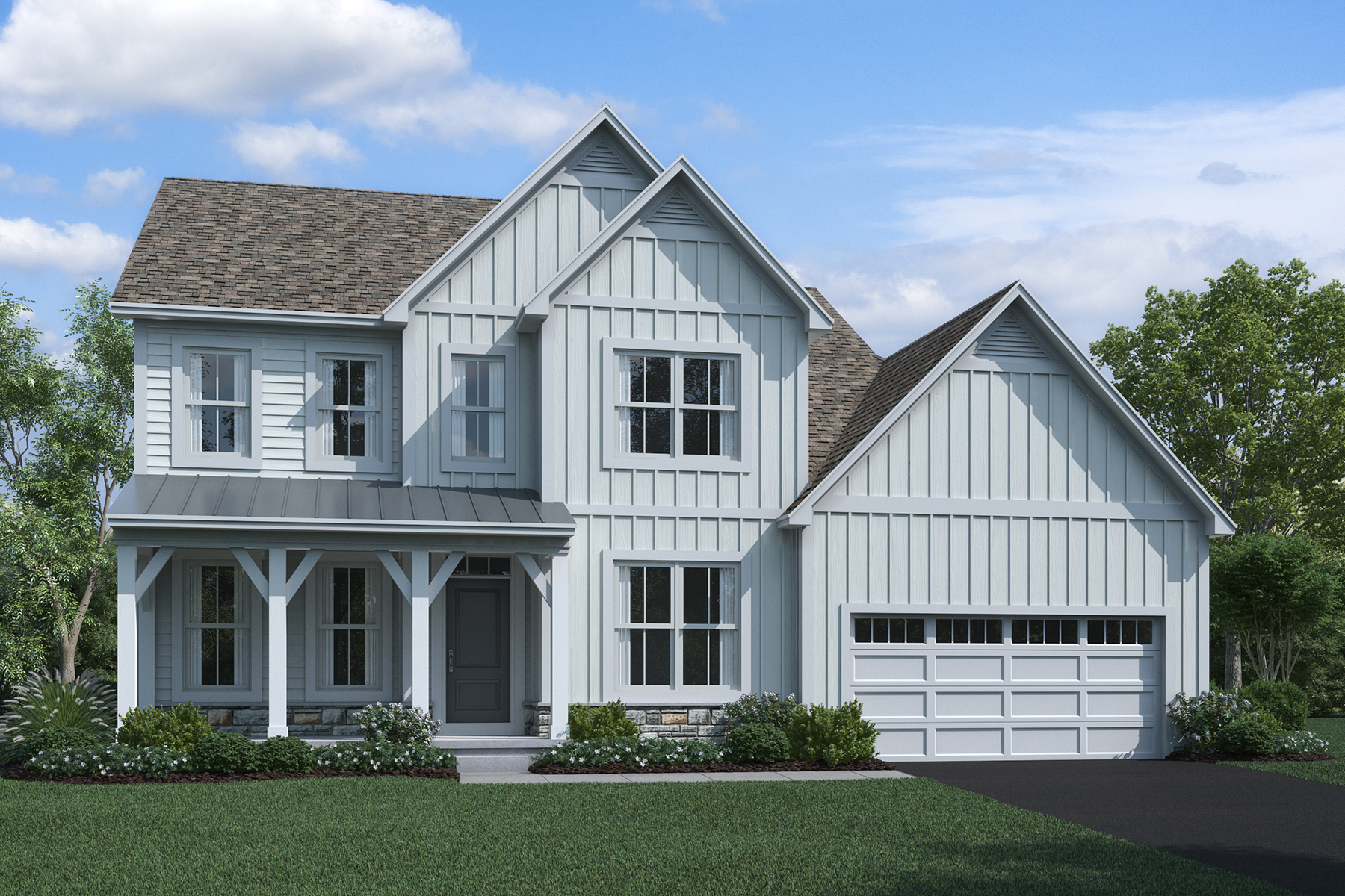 7737 bachman drive powell oh 43065 m i homes. Black Bedroom Furniture Sets. Home Design Ideas