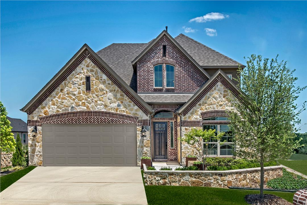 Houses for sale in mckinney tx house plan 2017 for Impression homes park ridge