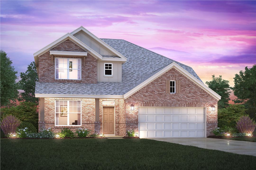 New Home In Prosper The Eagle M I Homes