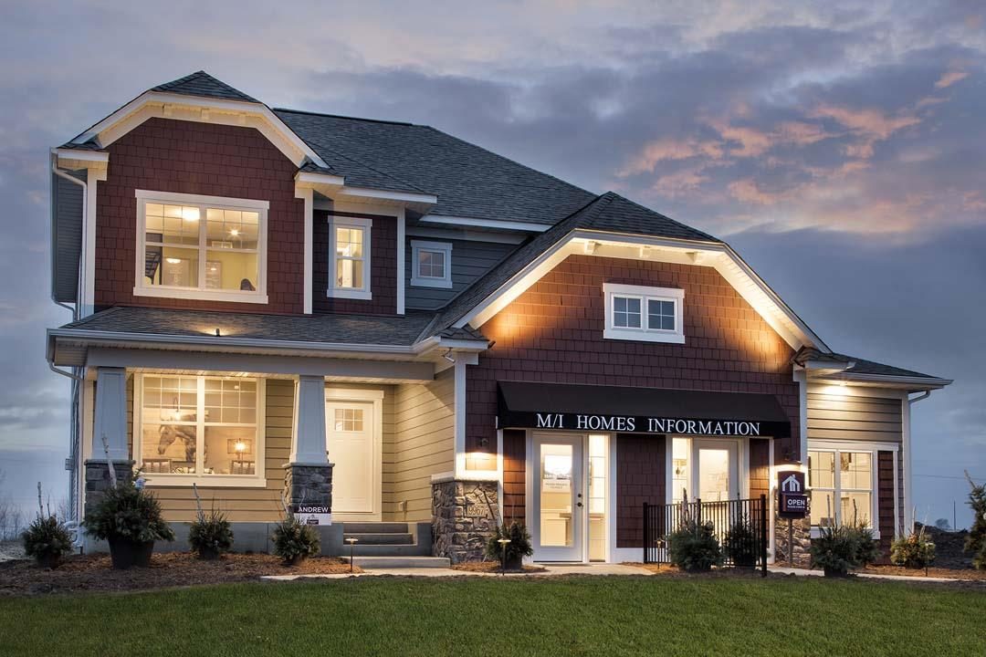 New Home In Lake Elmo The Andrew M I Homes