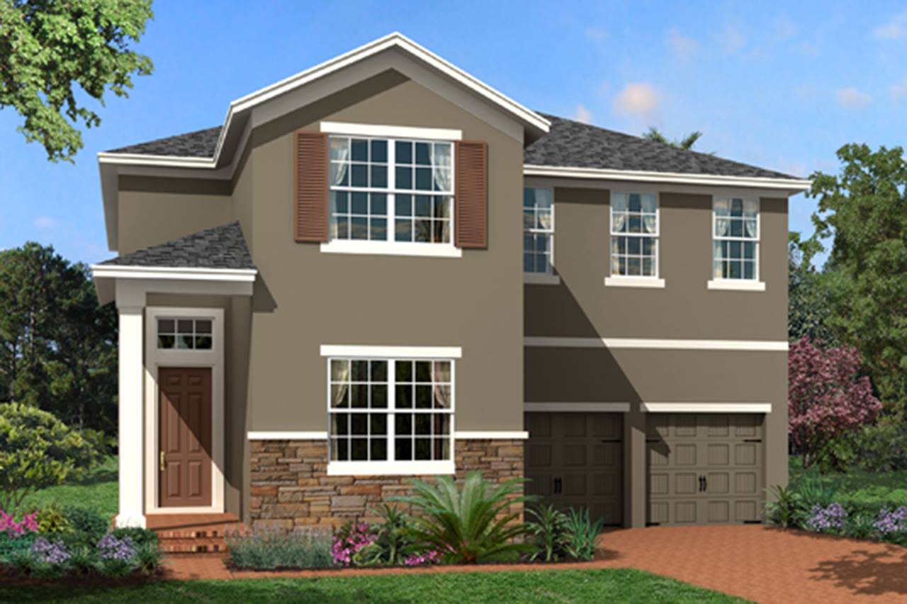 new homes in winter garden the chatham plan m i homes