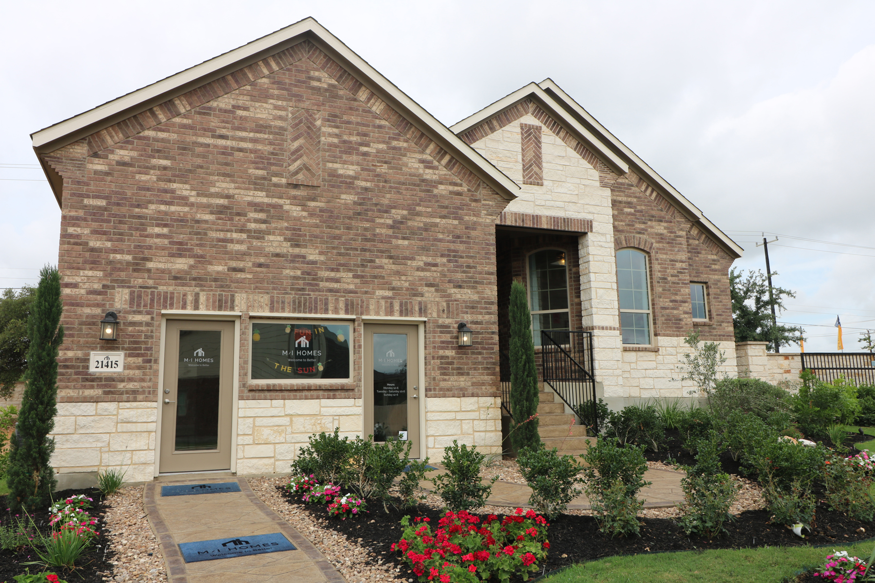 Ravello - Homes for Sale in San Antonio, TX - M/I Homes on design of the america's center, toll brothers design center, k. hovnanian design center, dr horton design center,