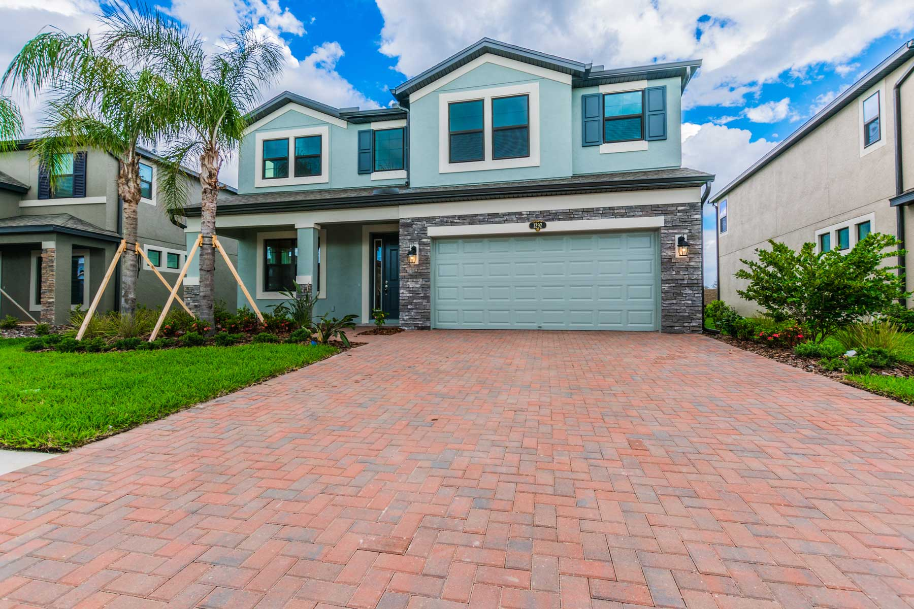 Long Lake Ranch - Homes for Sale in Lutz, FL - M/I Homes