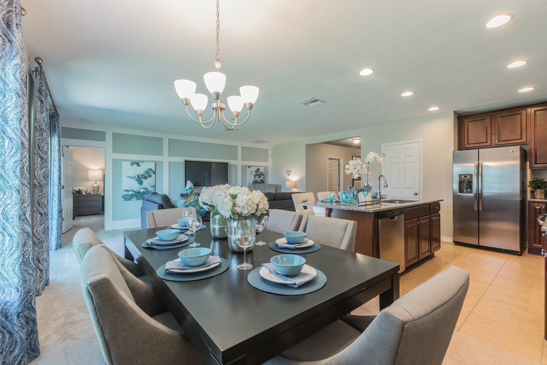 New Home in Spring Hill - The Ventura - M/I Homes